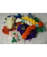 Bucilla Persian Needlepoint and Crewel Virgin Wool - $6.95