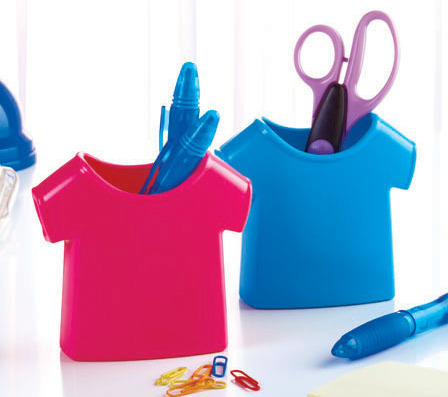 T-Shirt Desktop Holders  Set of 2 Plastic