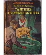 Three Investigators MYSTERY WHISPERING MUMMY 2n... - $20.00