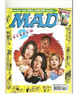 Scream 2 - MAD # 368 (Apr.1998) - $4.95