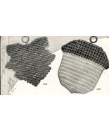 Vintage Crochet Potholders and Hot Mats CD over... - $10.00