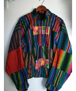 "Colorful Guatemala ""SALSA"" Coat ~ Winter, Ladies, Girls"