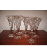 Waterford Ashbourne Crystal Stemware, 9 pcs - $500.00