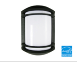 Buy Lighting - Exterior Wall Mount Lighting Fixture, Black Finish