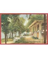 Lake Geneva WI Postcard YMCA Camp Weidensall Ha... - $7.50