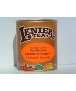 Lenier's Decaf. Garden Strawberry English 18 te... - $3.89
