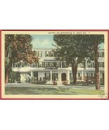 MANCHESTER VERMONT Worthy Inn Green Mts VT PC BJs - $6.50