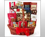 Buy Chocolate Gift Baskets - Chocolate Decadence Gift Basket