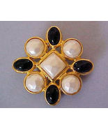 Vintage Carolee Pearl Brooch Pin or Pendant - $9.00