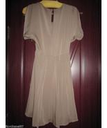 Anthropologie Eva Franco Taupe Gray Dress 0  - $122.25