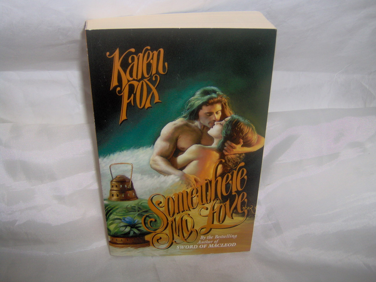 Somewhere My Love by Karen Fox