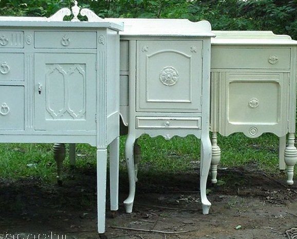 CHIC-SHABBY fancy20s medium Buffet Sideboard CUSTOMIZ