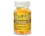 Buy Nutrition - Nutrition Now Dietary Supplements Omega-3, Lemon Flavored 60