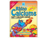 Buy Nutrition - Nutrition Now Just for Children - Rhino Calciums, Assorted F