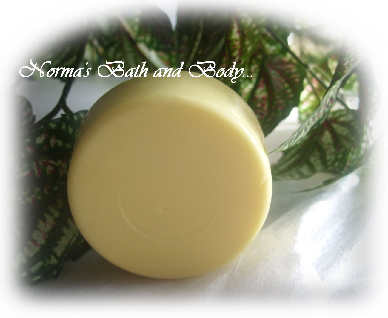 Lemon_and_chocolate_oval_soap