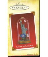 Hallmark Keepsake Light of Liberty Military Orn... - $8.99
