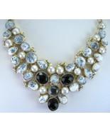 Dendrite Opal aka Merlinite with Onyx and Pearl... - $419.52