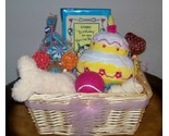 Buy Gift Baskets - Puppy's 1rst Birthday Gift Basket for Dogs