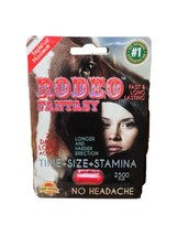 Rodeo Fantasy Triple Maximum Male Enhancement S... - $120.99
