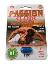 Passion Classic Sexual Libido Male Enhancement ... - $25.99