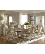 GRANDE PALACE - 7pcs TRADITIONAL DOUBLE PEDESTA... - $3,128.86
