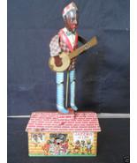 Vintage Wind Up Toy Strauss Jazzbo Jim Pat.nr 1... - $467.14