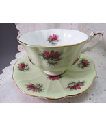 Royal Albert Vanity Fair Series Tea Cup and Sau... - $34.64
