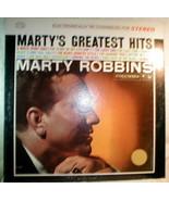 Vinyl LP Record Columbia Stereo CS 8639 Marty's... - $14.86