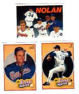 Nolan Ryan, 1991 Upper Deck Heroes, 10-card SET... - $7.34