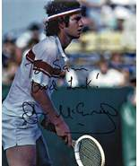 8 x 10 Autographed Photo of John McEnroe RP - $7.00