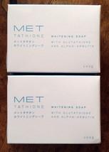 2 Met Tathione Whitening Soap Glutathione Arbutin - $38.02