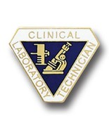 Clinical Laboratory Technician Lapel Pin Profes... - $12.57