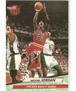 Michael Jordan Fleer Ultra 92-93 #27 Chicago Bulls Washington Wizards MVP HOF - $0.75