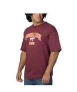 VIRGINIA TECH HOKIES NCAA ADULT LARGE T-SHIRT NEW - $14.99