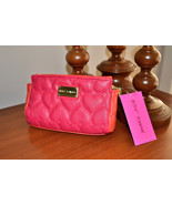 NWT $38 BETSEY JOHNSON Be MIne Again Pink HEART... - $17.38