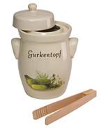 Gurkentopf 5 Liter ME52 Earthenware Pickling an... - $99.95