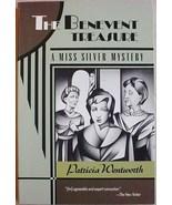 Miss Silver THE BENEVENT TREASURE 1st Print Har... - $7.99
