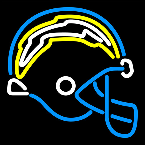 Nfl San Diego Chargers Beer Bar Neon Light Sign 15 X 14