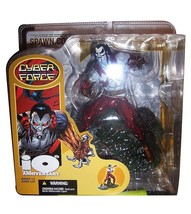 McFarlane Toys 10th Anniversary Cyber Force Min... - $24.99