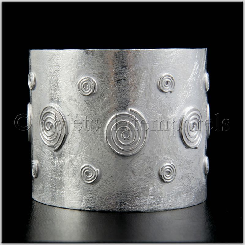 CUFF LUV! TIMELESS PIECES .925 sterling silver cuff bracelet