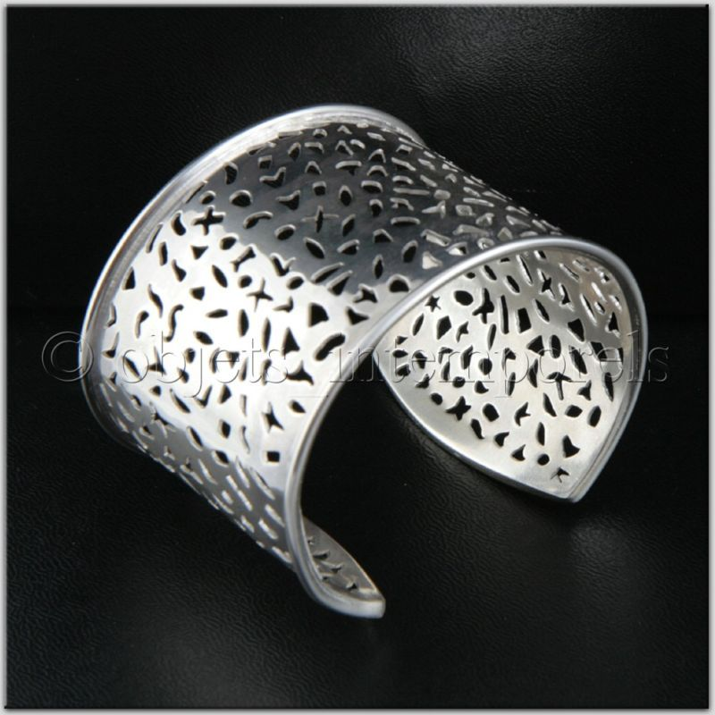 IN CUFFS! TIMELESS PIECES .925 sterling silver cuff bracelet