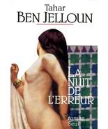 La Nuit De l'Erreur (French Edition) by Benjell... - $10.89
