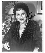 8 x 10 Inch Autographed Photo of Jean Stapleton RP - $11.99