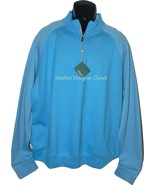 NWT BOBBY JONES Golf  M Pima cotton pullover 1/... - $99.99