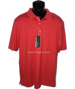 NWT BOBBY JONES Golf polo shirt M orange golfer... - $68.99