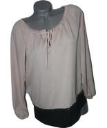 NWT LA PERLA Italy 44 8 designer pleated neckli... - $199.99