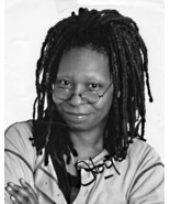 8 x 10 Autographed Photo of Whoopi Goldberg RP - $7.00