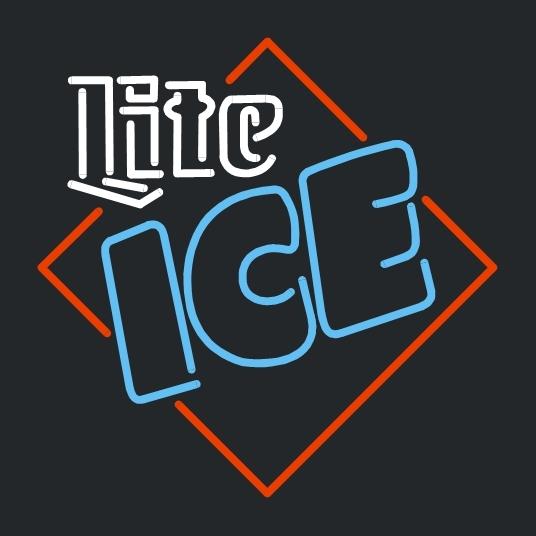 miller lite ice beer bar neon light sign 16 39 39 x 16 39 39 neon. Black Bedroom Furniture Sets. Home Design Ideas