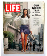 August 22 1969 Life Magazine Our Moon Trip Apol... - $14.84