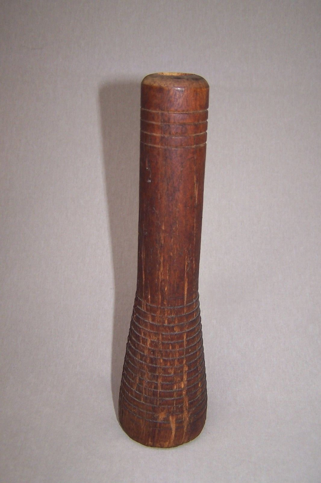 Antique Thread Spool, Pre 1930, Wood 10 in Tall - Spools ...